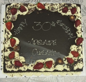 Adelaide Outlaws 40th